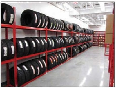 Car Lifts For Home >> Shelving, steel shelving, parts bins - INDUSTRIAL STORAGE SYSTEMS (936) 828-1955
