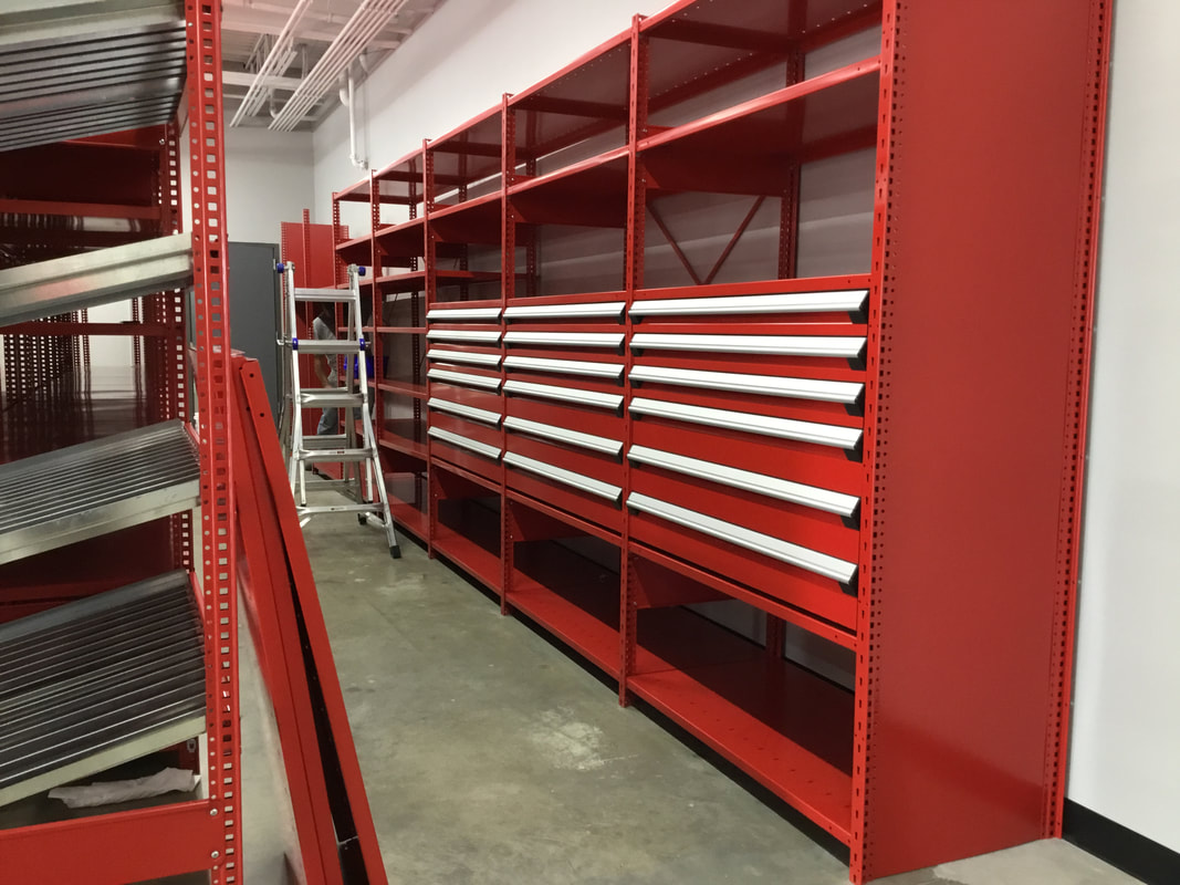 We also offer bulk racks for body parts battery racks tire racks and specialty racks for every type of automotive parts requirement. & Shelving steel shelving parts bins - INDUSTRIAL STORAGE SYSTEMS ...